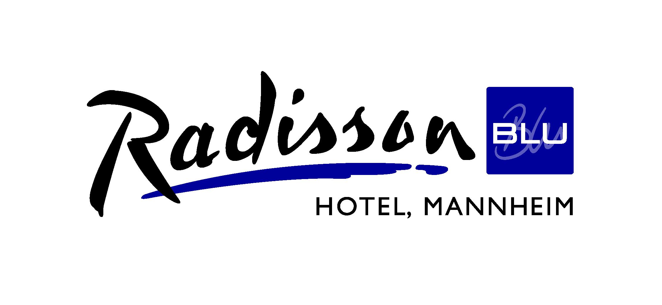 LOGO Radisson Blu Hotel Mannheim