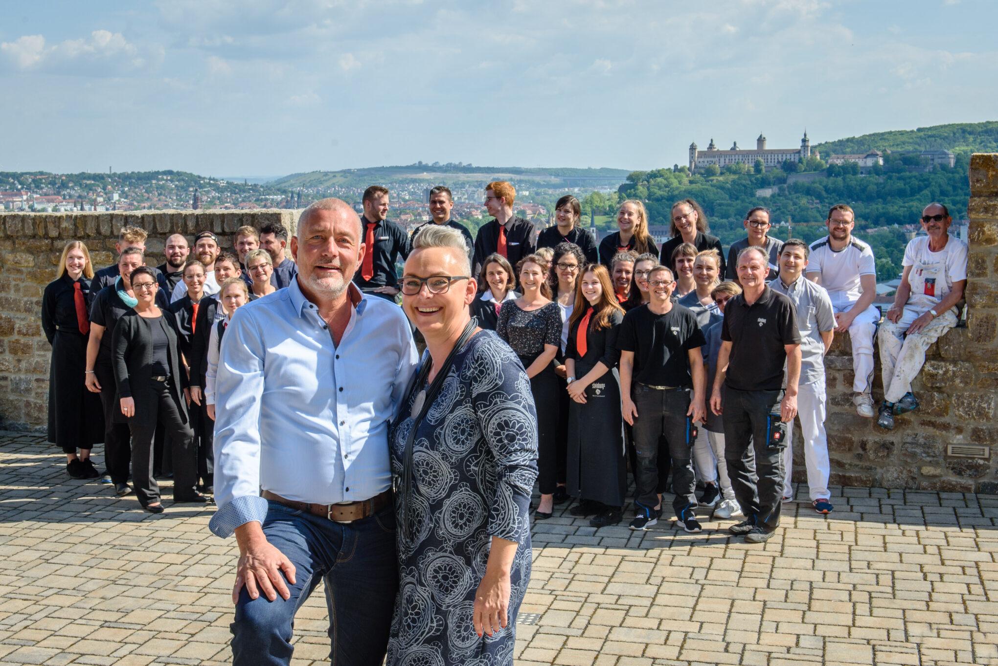 Schloss Steinburg Team