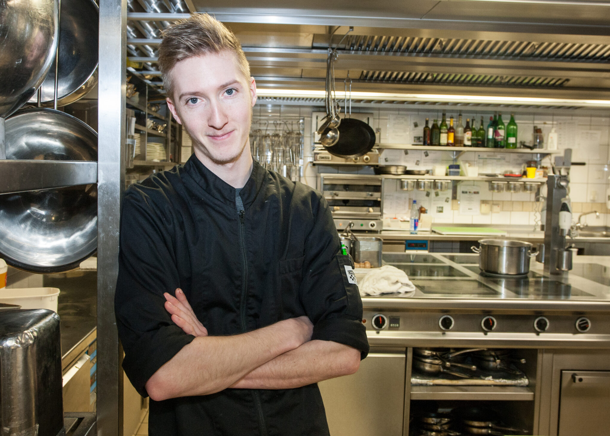 Berghotel Astenkrone Küche
