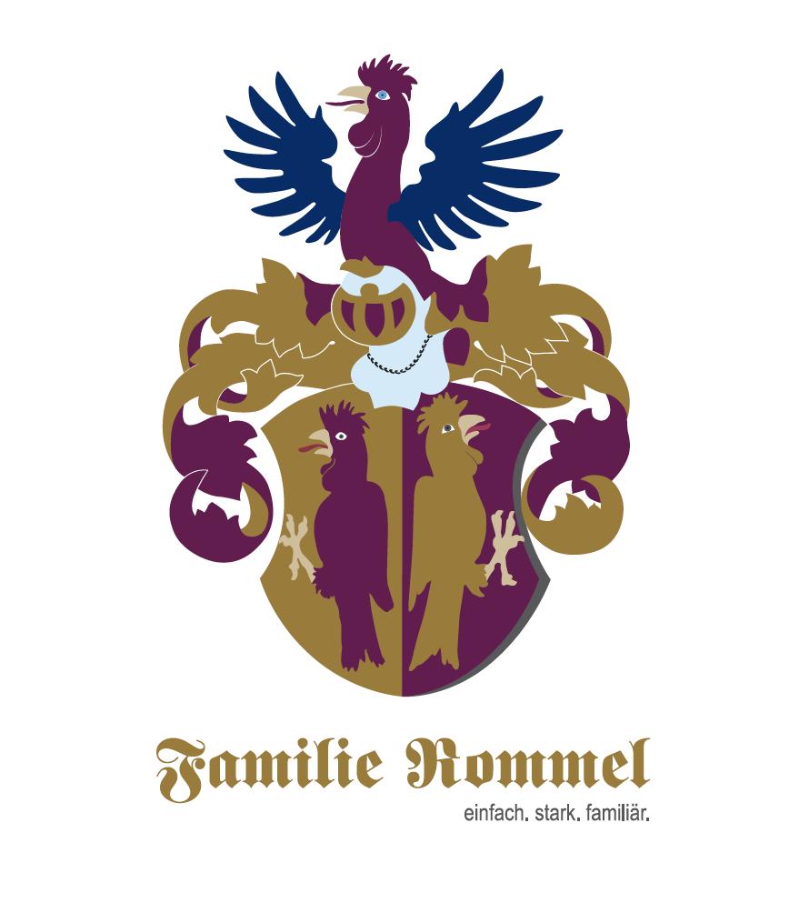 Rommel Gastronomie Logo