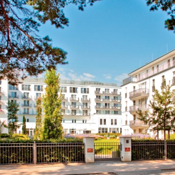 Steigenberger Grandhotel & Spa Außenansicht