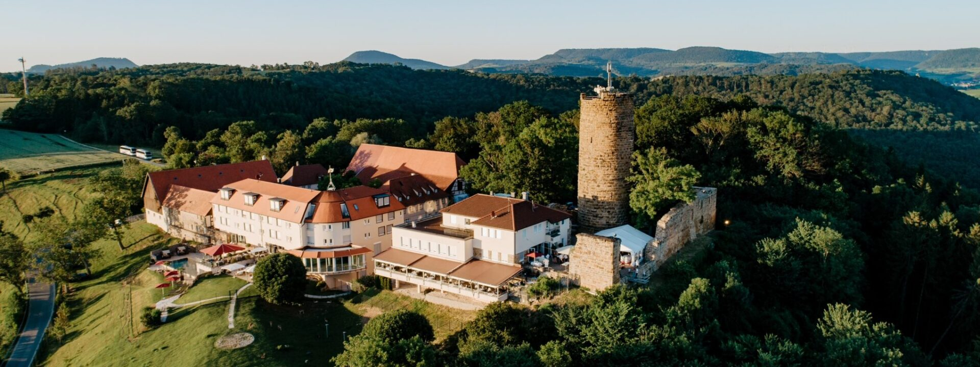 Gastgeberfamilien Burganlage