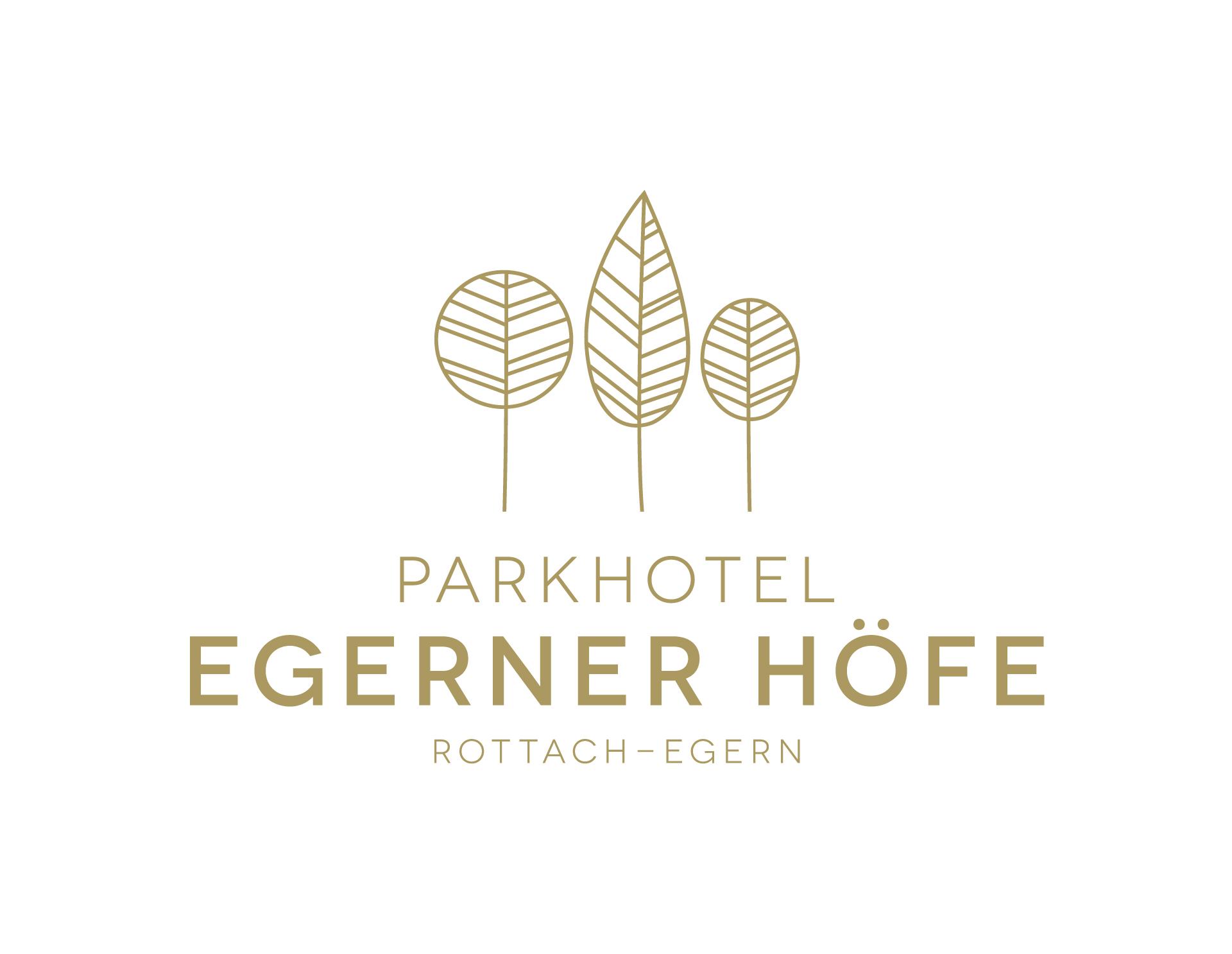 Parkhotel Egerner Hoefe Logo Gold CMYK