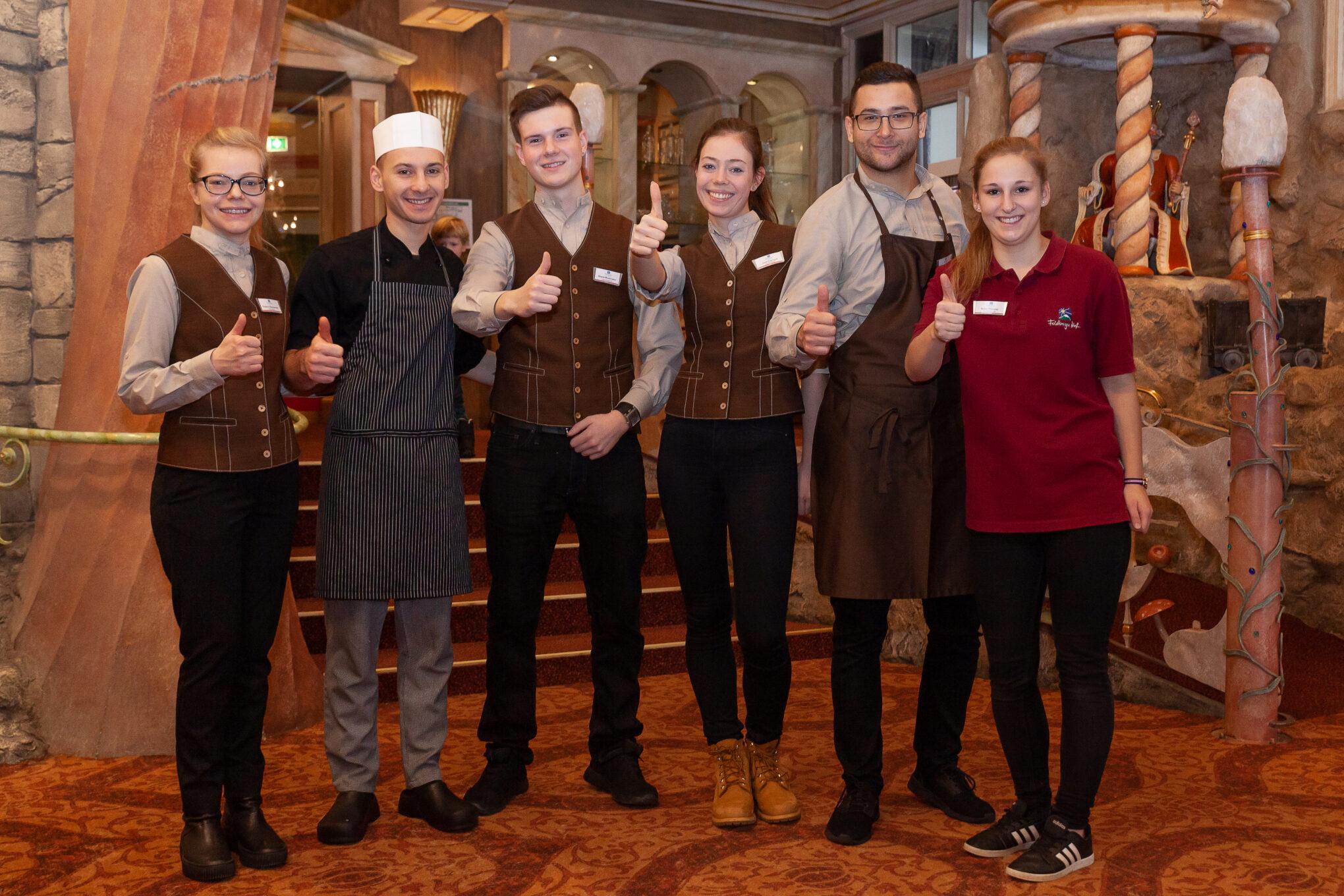 Hotel Feldberger Hof Mitarbeiter