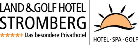 Land & Golf Hotel Stromberg Logo
