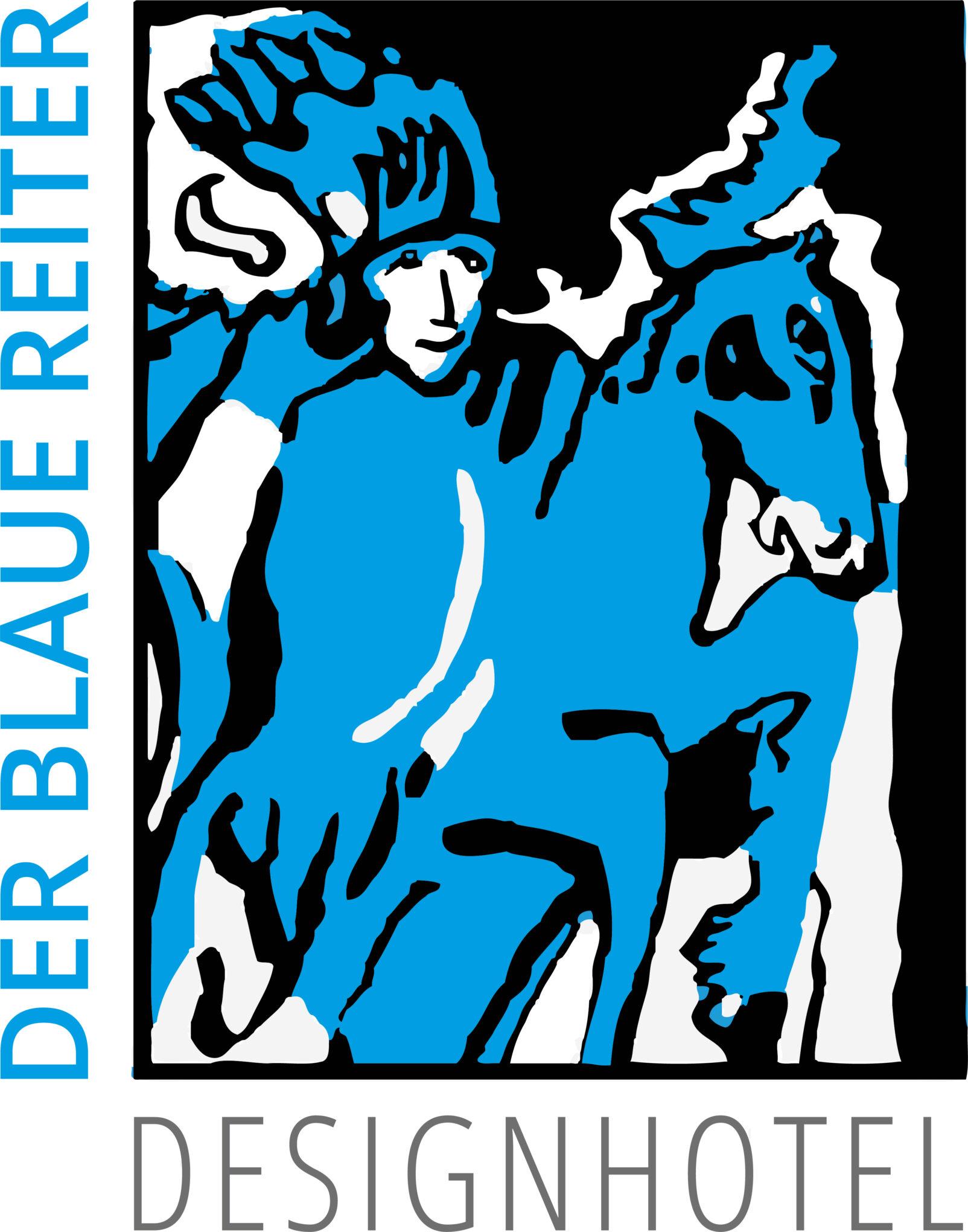Logo Blauer Reiter