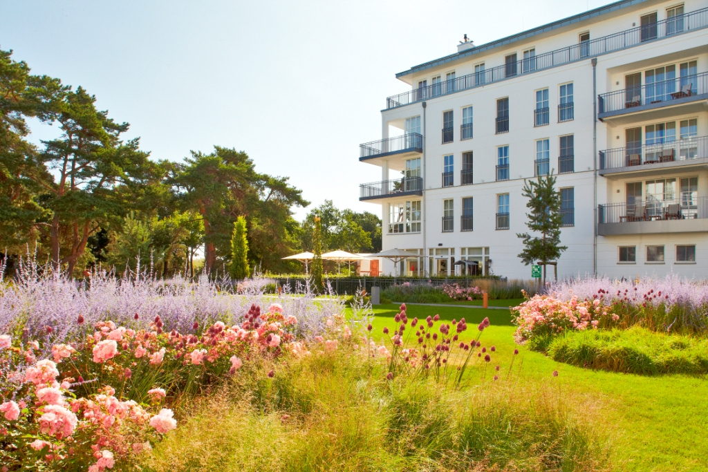 Steigenberger Grandhotel & Spa Parkblick zum Palais Wilhelm II