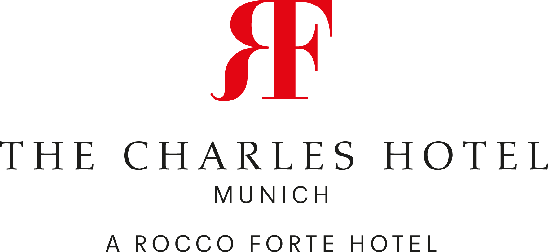 The Charles Hotel Rocco Forte Logo
