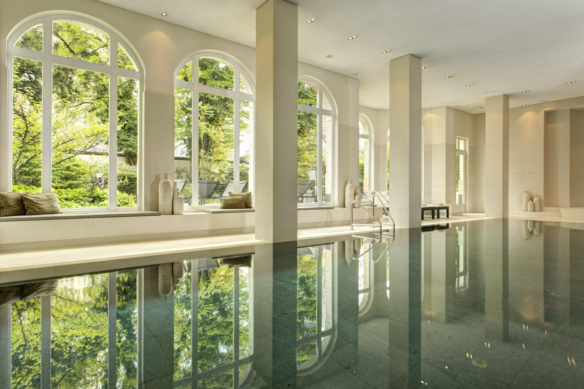 Villa Kennedy Rocco Forte SPA Pool