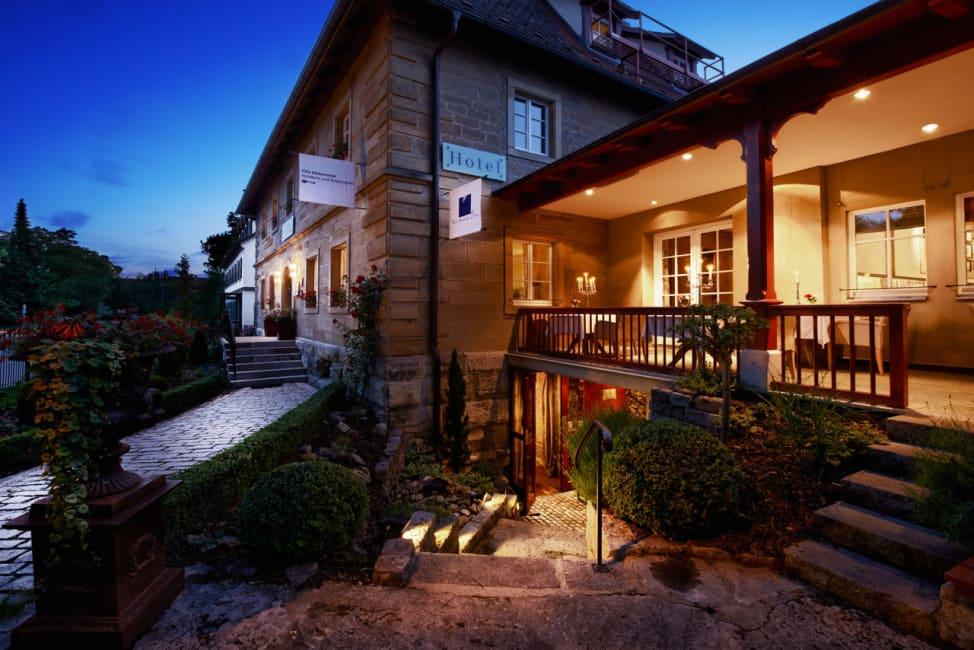Villa Mittermeier außen