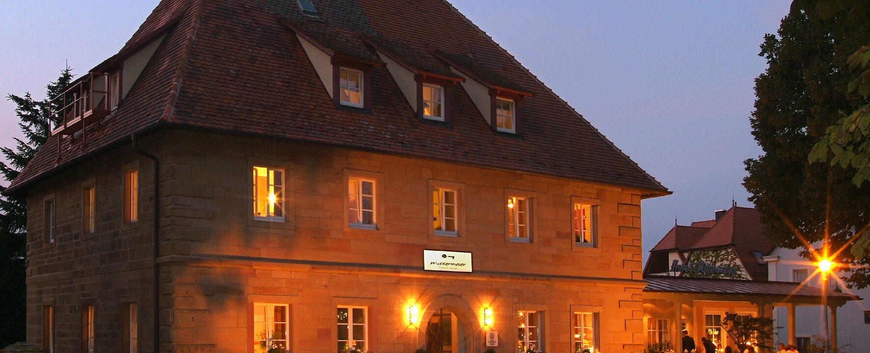 Villa Mittermeier Außenansicht